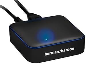 Harman Kardon - Adaptateur Audio externe sans fil Bluetooth - Noir