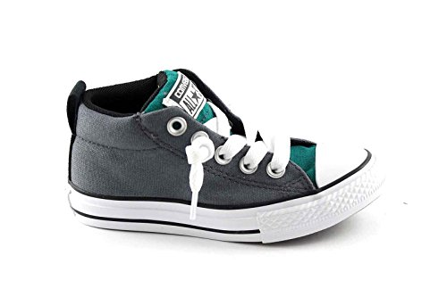 651767C CONVERSE chaussures de ville bébé mi élastique