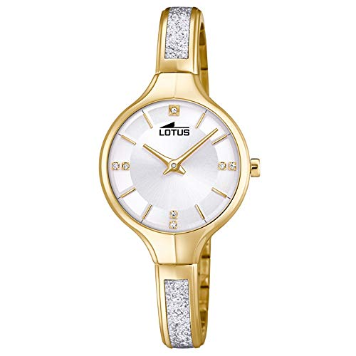 orologio solo tempo donna Lotus Bliss casual cod. 18595/1