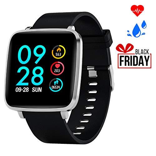 Bebinca Smartwatch Reloj Inteligente Cronómetro