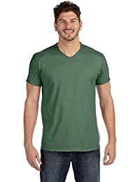 Gryeur Men`s Nano-T V-Neck T-Shirt