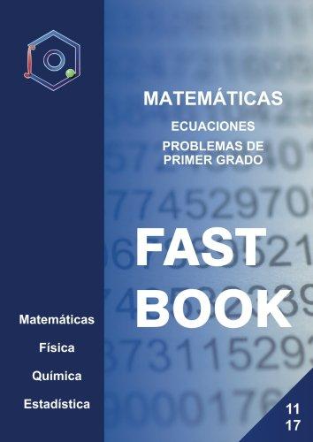 Ecuaciones-problemas de primer grado