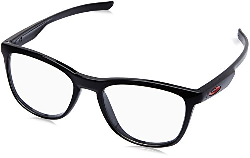 Oakley 0OX8130 Monturas de gafas, Polished Black, 52 Unisex
