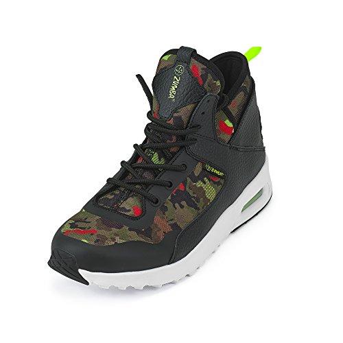 Zumba Footwear Damen Zumba Air Classic Remix-A1F00087 Fitnessschuhe, Schwarz (Black), 40 EU