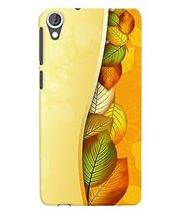 Citydreamz Tree Leaves/Nature Hard Polycarbonate Designer Back Case Cover For HTC Desire 630/ HTC Desire 630 Dual Sim