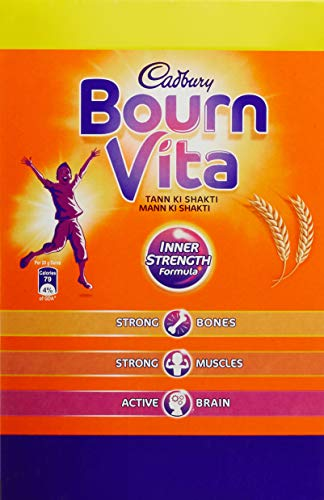 Cadbury Bournvita Health Drink, 2 kg pack