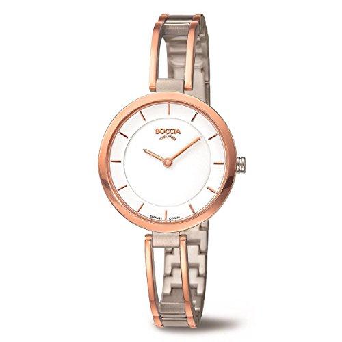 Boccia Women's Watch 3264-04