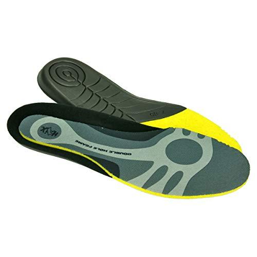 Haix Einlegesohle Soft passt sich der Fußform individuell an waschbar bei 30 °C sehr gute Feuchtigkeitsaufnahme schnelle Trocknung (43 EU)