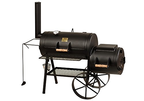 Joe's Barbeque Smoker 16' Classic Lokomotive