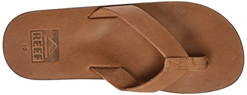Reef Herren Voyage Sandalen Marrón (Dark Brown)