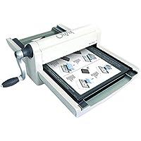 Sizzix Big Shot Pro máquina de accesorios estándar, blanco/gris