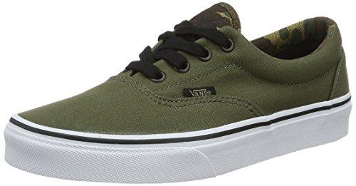 Vans Unisex-Erwachsene Era Sneakers - Grün (Vintage Camo) - 42 EU (8 UK)