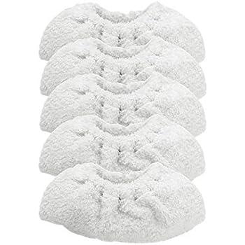 Kärcher Jeu de 5 bonnettes pour buse à main accessoire pour nettoyeurs vapeur