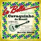 Labella CA300B Jeu de Cordes CavaQuinho/Brésilien 11/26