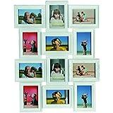 OOTB - Marco barroco para 12 fotos de 10 x 15 cm, diseño vintage