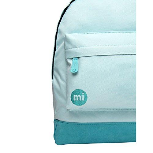 Mi-Pac Classic, Mochila Tipo Casual, 41 cm, 17 Litros, All Aqua