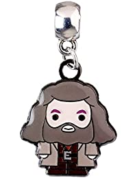 Harry Potter Cutie Collection Charm Hagrid (silver plated) Carat Shop Pendenti