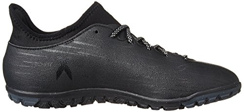 adidas Herren X 16.3 Tf Fußball-Trainingsschuhe Schwarz (core Black/core Black/dark Grey)