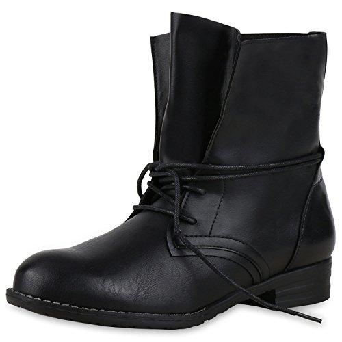 Japado - Stivali Donna Nero