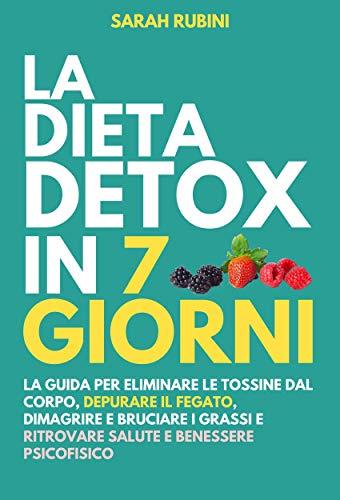 7 giorni di dieta disintossicante spagnola