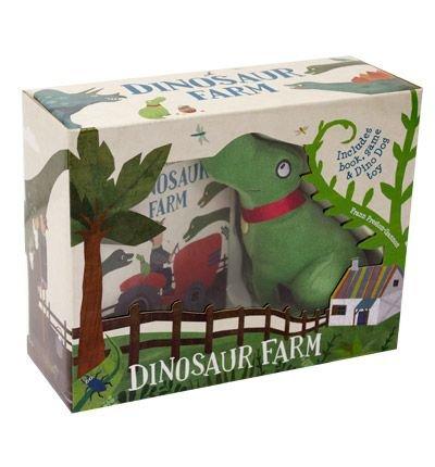 [(Dinosaur Farm Boxed Book and Toy Set)] [ By (author) Frann Preston-Gannon ] [October, 2013] (Preston-set)