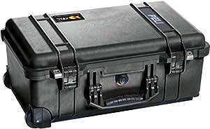 PELI Suitcase 1510, black – BLACK, 1510-001-110E
