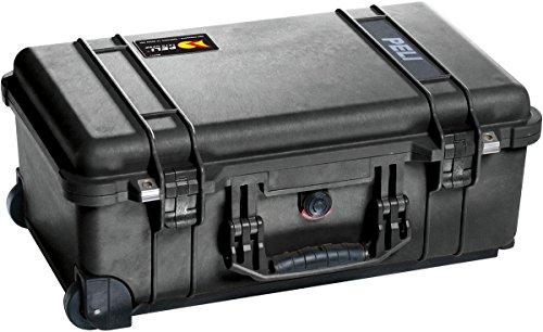 Peli 1510 Carry On Koffer Schwarz