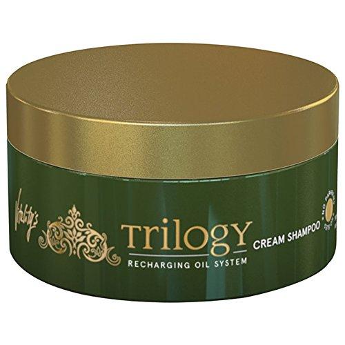 Vitality S Trilogy Crème Shampoing 250 ml Shampoing pour plus de brillance nourrissante