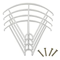 MagiDeal Set of 4 Pieces Quadcopter Propeller Protector for Syma X5C Drone Accessory
