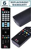 LG Universal LED/LCD/OLED/Plasma Remote for all LG TVs