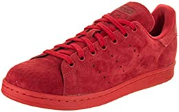 adidas Stan Smith, Bottes Classiques Homme - Rouge - Red/Red/Powred,