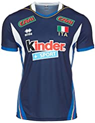 Maillot Errea réplica Italie volley Marine 2017/2018