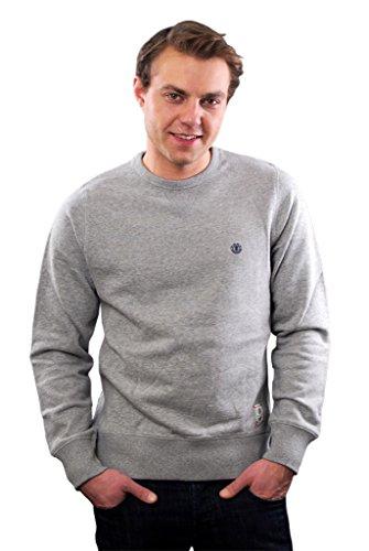 Element Mesa III Fashion Fleece Sweatshirt Grey Heather Gr. S Element-fleece-sweatshirt