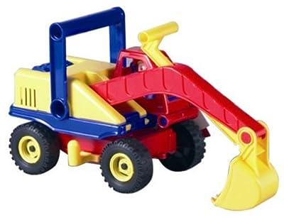 Lena 04151 - Aktiv Bagger mit Spielfigur, ca. 35cm von SIMM Marketing