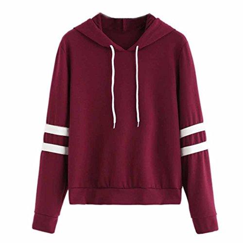 Kapuzenpullover Hoodie Sweatshirt Halloween Damen Xinan Druck Langarm Shirt Tops Bluse (S, (Kleider Womens Halloween)