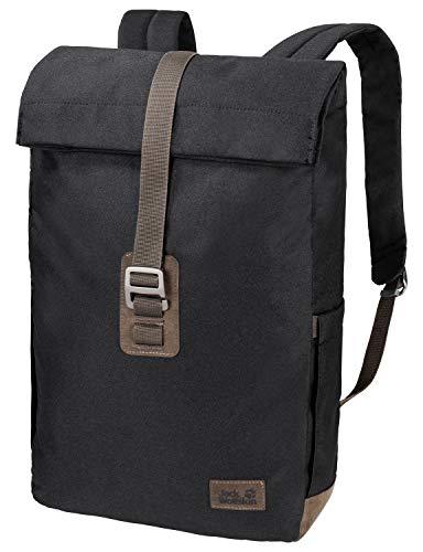 Jack Wolfskin ROYAL Oak Alltag Daypack Rucksack, Black, ONE Size