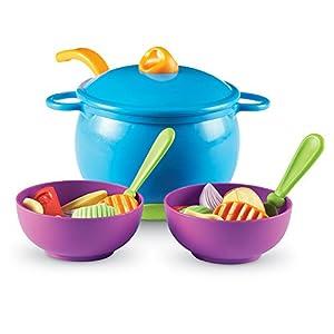 Learning Resources- Set para Preparar una Sopa Soup