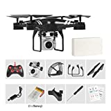 ouweish KY101D RC Helicopter Drone HD WiFi FPV 4K 16MP Caméra 2.4G 4 Axes RC Drones