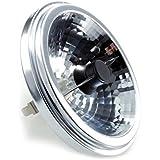 Kapego Leuchtmittel, Reflektorlampe, 12 V AC/DC, G53 / QR111, 28 W 100868