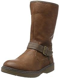 Mustang 1157-531 - Stivali Alti Donna amazon-shoes rosa Inverno