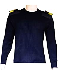 exclusivecollection natural sweater for marine officers
