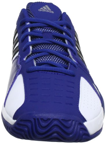 adidas Performance - Bercuda 2.0, Scarpe da tennis Uomo Bianco (Weiß (RUNNING WHITE FTW / BLACK 1 / DARK BLUE F12)