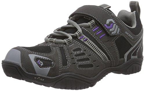 ScottTrail - Zapatillas de Ciclismo mujer, negro (negro), 42