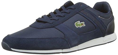 Lacoste Herren Menerva Sport 318 1 Cam Sneaker, Blau (NVY/Dk Blu Nd1), 44.5 EU