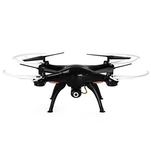 Syma - X5SW-1 Explorers, Drone con cámara, (FPV,RTF RC Cuadricóptero, WiFi Cámara...