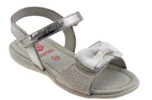 Lelli Kelly 4568 Sequins Sandales Neuf Chaussure. Blanc