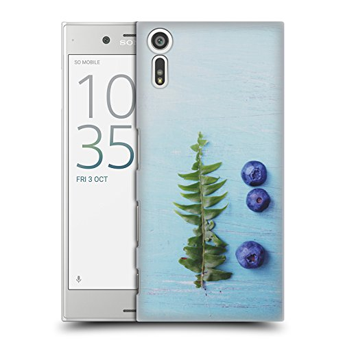 official-olivia-joy-stclaire-fern-and-blueberries-on-the-table-hard-back-case-for-sony-xperia-xz-dua