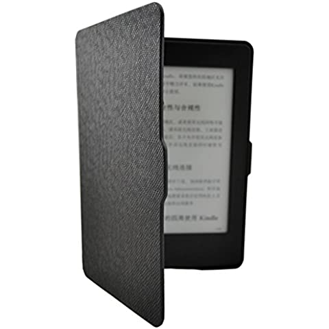 Oyedens Caso De La Cubierta MagnéTica Ultra Delgada Para Kindle Paperwhite 1/2/3 Funda Kindle Paperwhite Funda Ebook Kindle Paperwhite