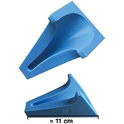 Molde de silicona para fondant y repostería, diseño de talón de zapato en 3D