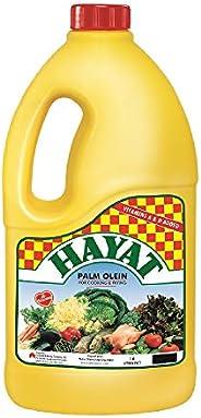 Hayat Vegetable Oil - 1.8 Liter